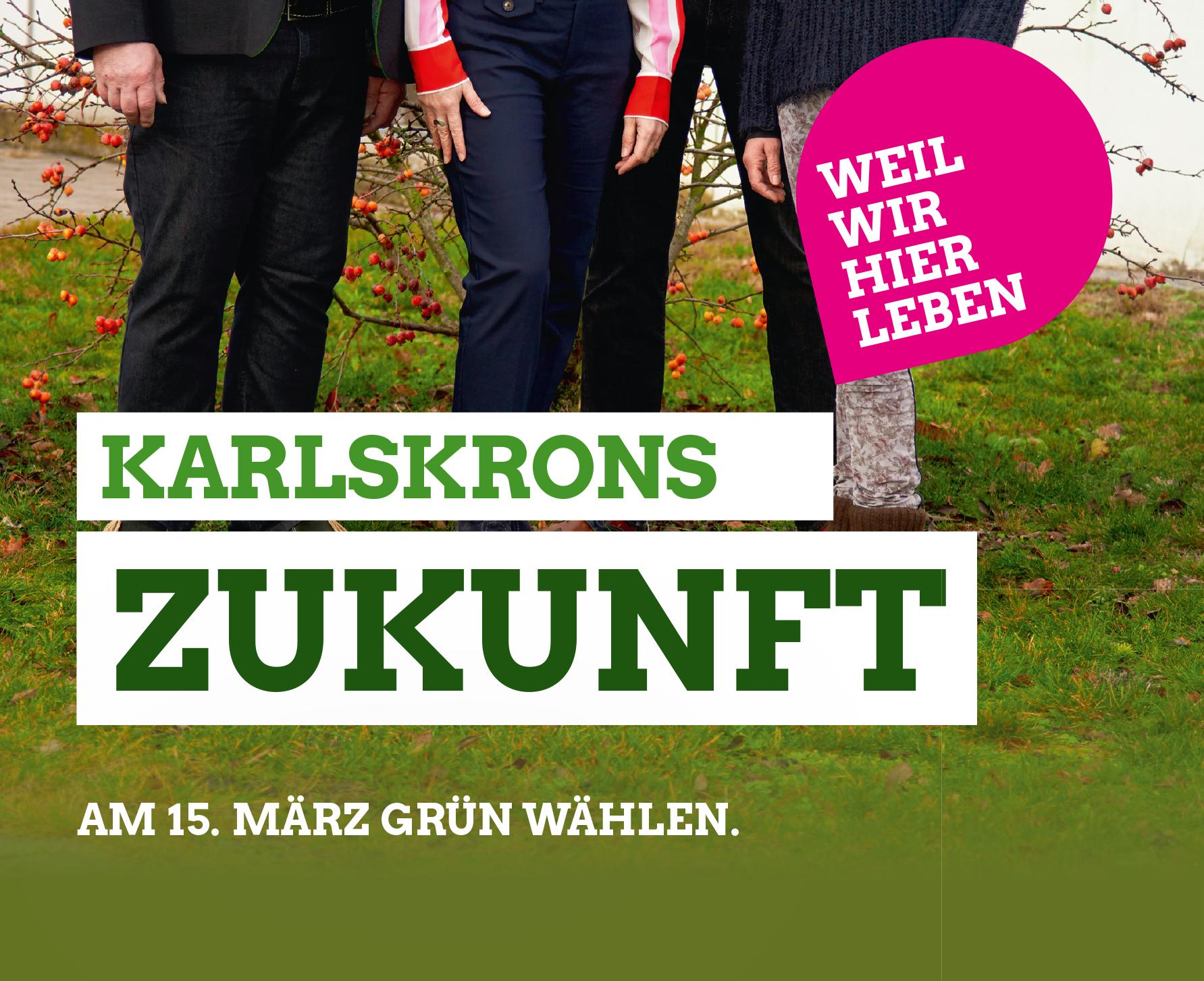 Broschüre Kommunalwahl 2020
